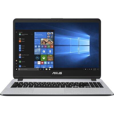 "Лаптоп ASUS X507UA-EJ1055 - 15.6"" FHD, Intel Pentium Gold 4417U, Star Grey"