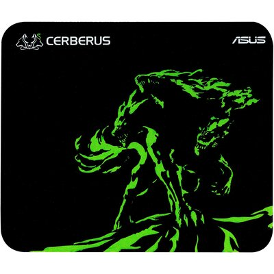 Геймърски пад ASUS Cerberus Mat Mini Green