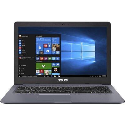 "Лаптоп ASUS VivoBook Pro 15 N580GD-E4154 - 15.6"" FHD, Intel Core i7-8750H, Grey"