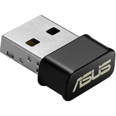 Безжичен адаптер ASUS USB-AC53 Nano
