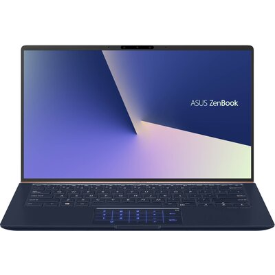 "Лаптоп ASUS ZenBook 14 UX433FA-A5128R - 14"" FHD, Intel Core i7-8565U, Royal Blue"