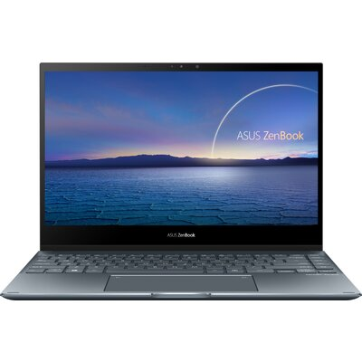 """Лаптоп ASUS ZenBook Flip 13 UX363EA-OLED-WB503 - 13.3"""" FHD OLED Touch, Intel Core i5-1135G7, Pine Grey"""