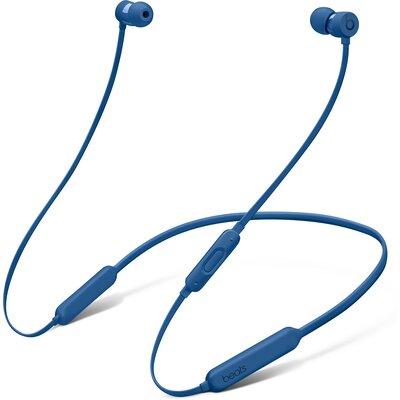Bluetooth Слушалки тапи BeatsX - Сини