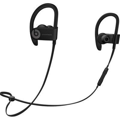 Bluetooth Слушалки Beats Powerbeats3 - Черни