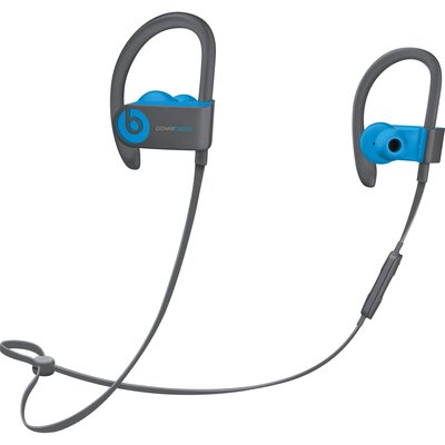 Bluetooth Слушалки Beats Powerbeats3 - Flash Blue