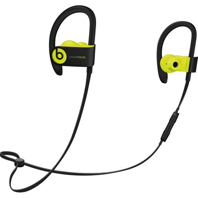 Bluetooth Слушалки Beats Powerbeats3 - Shock Yellow