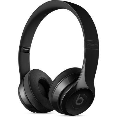 Bluetooth Слушалки Beats Solo3 Wireless - Gloss Black