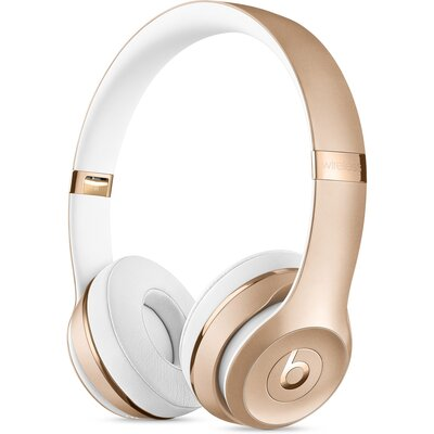 Bluetooth Слушалки Beats Solo3 Wireless - Gold