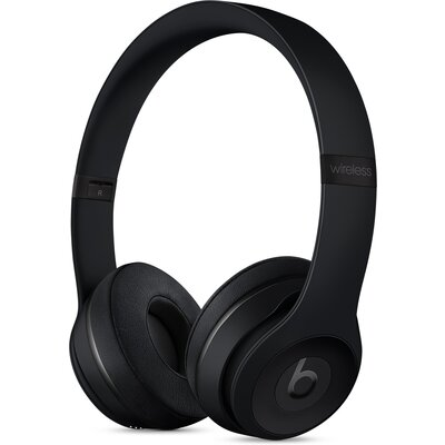Bluetooth Слушалки Beats Solo3 Wireless - Matt Black