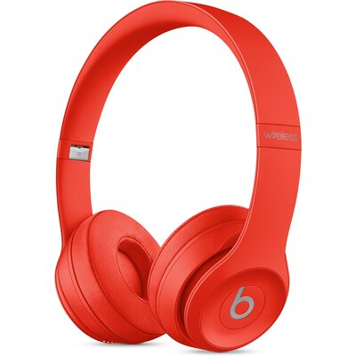 Bluetooth Слушалки Beats Solo3 Wireless - (PRODUCT) Red