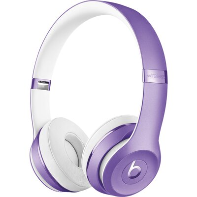 Bluetooth Слушалки Beats Solo3 Wireless - Ultra Violet