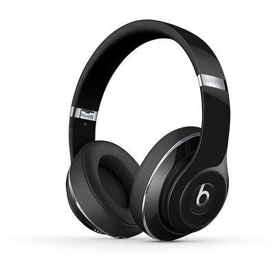 Bluetooth Слушалки Beats Studio Wireless - Gloss Black