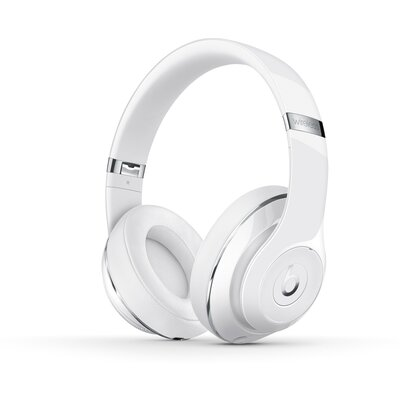 Bluetooth Слушалки Beats Studio Wireless - Gloss White