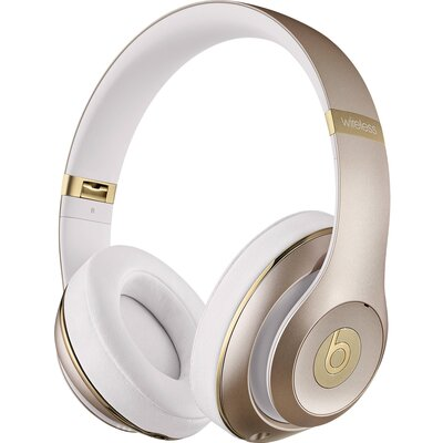 Bluetooth Слушалки Beats Studio Wireless - Gold
