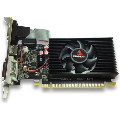 Видео карта BIOSTAR GeForce GT710 VN7103THX6 (LP)