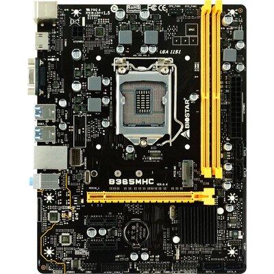 Дънна платка BIOSTAR B365MHC Ver. 6.x