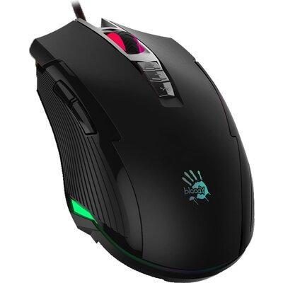 Геймърска мишка Bloody P93 Black