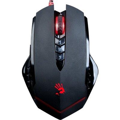 Геймърска безжична мишка Bloody R80 Black