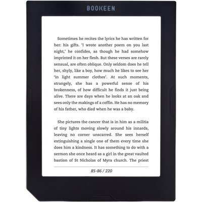 eBook четец Bookeen Cybook Muse Essential 6""