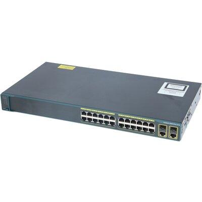 Суич Cisco Catalyst 2960-Plus 24TC-L
