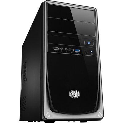 Кутия Cooler Master Elite 344 USB3 Black/Silver