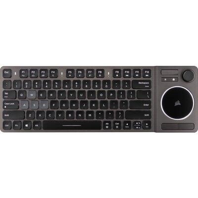 Безжична клавиатура Corsair K83 Wireless Entertainment Keyboard