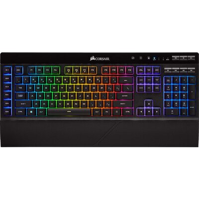 Геймърска клавиатура Corsair K57 RGB WIRELESS