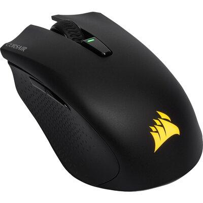 Безжична геймърска мишка Corsair HARPOON RGB WIRELESS Gaming Mouse