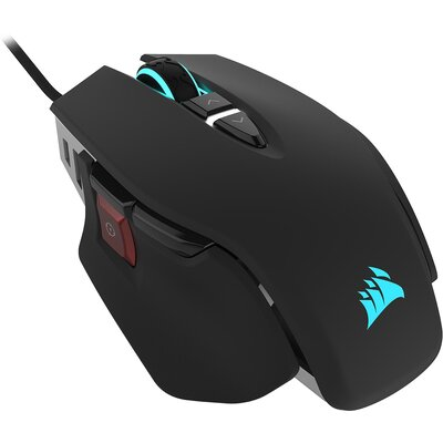 Геймърска мишка Corsair M65 RGB ELITE Tunable FPS Gaming Mouse, Black