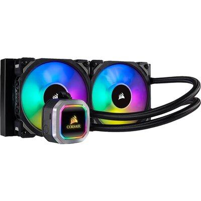 Водно охлаждане Corsair H100i RGB PLATINUM