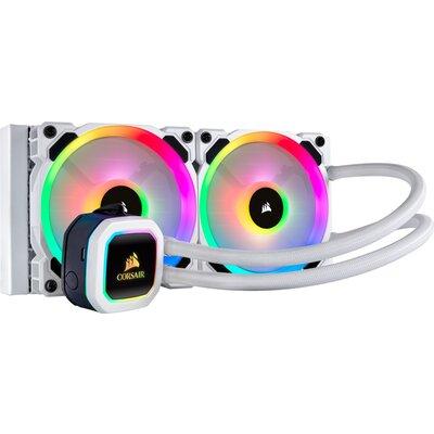 Водно охлаждане Corsair H100i RGB PLATINUM SE