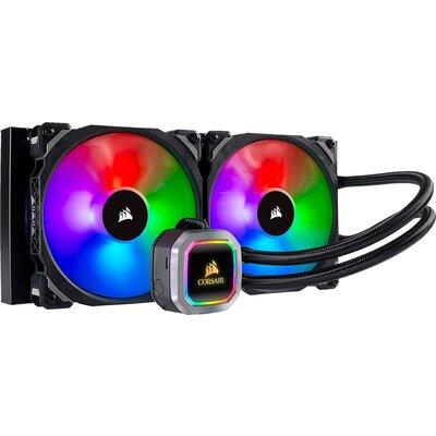 Водно охлаждане Corsair H115i RGB PLATINUM