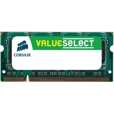 SO-DIMM RAM Corsair Value Select 512MB  DDR-400