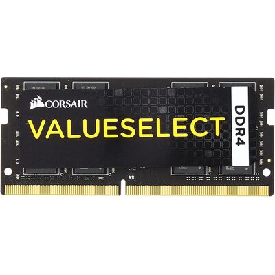 SO-DIMM RAM Corsair Value Select 4GB DDR4-2133