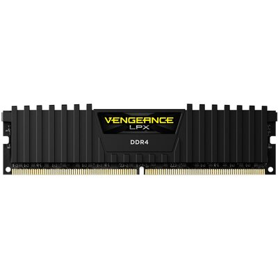 RAM Corsair VENGEANCE LPX 4GB DDR4-2400 Black