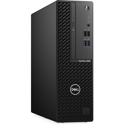 Компютър Dell OptiPlex 3080 SFF - Intel Core i3-10105, 4GB RAM, 1TB HDD