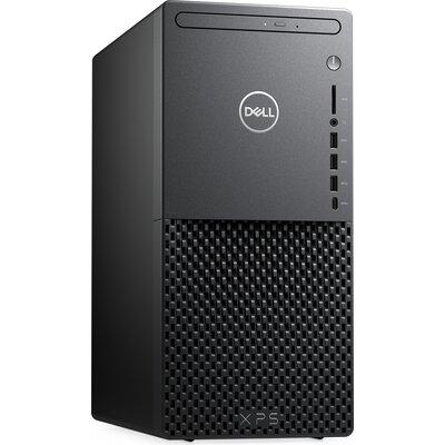 Компютър Dell XPS 8940 DT - Intel Core i7-10700, 32GB RAM, 1TB SSD + 1TB HDD, RTX3070