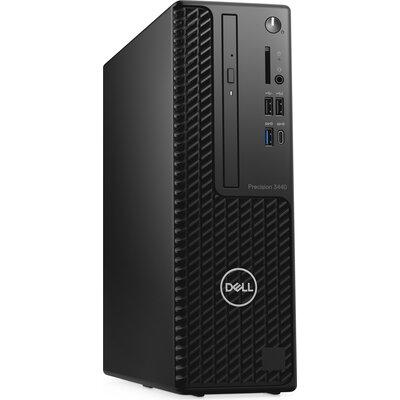 Компютър Dell Precision 3440 SFF - Intel Core i7-10700, 16GB DDR4, 512GB SSD