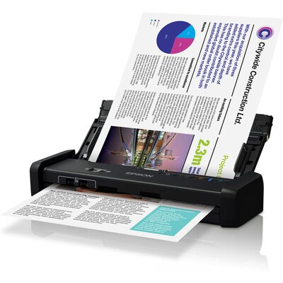 Мобилен скенер Epson WorkForce DS-310