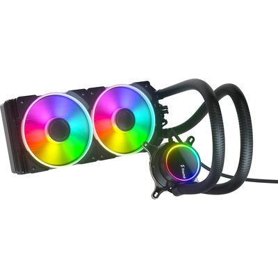 Водно охлаждане Fractal Design Celsius+ S24 Prisma