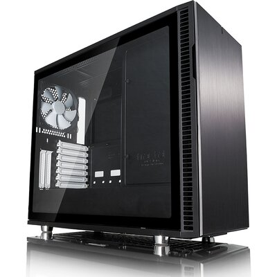 Кутия Fractal Design Define R6 USB-C Black TG