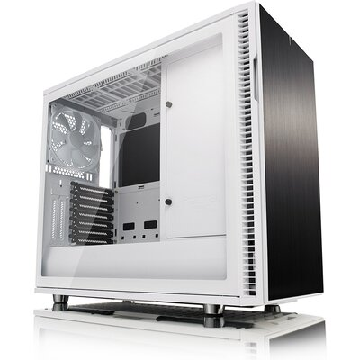 Кутия Fractal Design Define R6 USB-C White TG