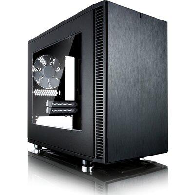 Кутия Fractal Design Define Nano S - Window
