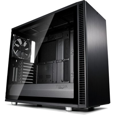 Кутия Fractal Design Define S2 Blackout TG