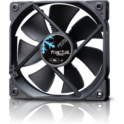 Вентилатор Fractal Design Dynamic X2 GP-12 Black
