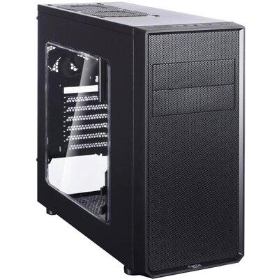 Кутия Fractal Design Focus I Window Black