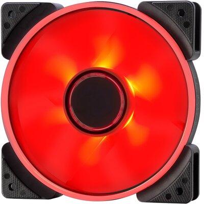 Вентилатор Fractal Design Prisma SL-12 Red