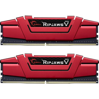 RAM G.SKILL Ripjaws V 32GB (2x16GB) DDR4-3200, Blazing Red