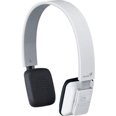 Bluetooth слушалки Genius HS-920BT, White