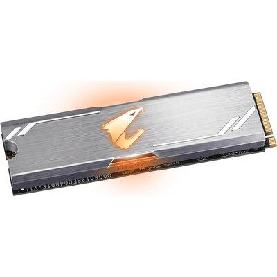 SSD GIGABYTE AORUS RGB M.2 NVMe 256GB